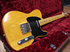 Fender USA Telecaster Natural '78 Used Electric Guitar FREE Shipping