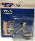 (TAS034428) - 1995 Kenner Starting Lineup Superstar Action Figure Ken Griffey Jr