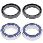 Gas Gas Pampera 450 2007 Front Wheel Bearings And Seals