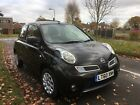 2010 Nissan Micra Visia 12 Petrol Only 43k miles 2 owners12 months MOT