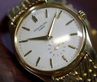 Patek Philippe 2526J All-Gold Vintage Watch, Patek's First Automatic Watch!