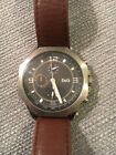 Dolce And Gabbana D&G Mens Leather Watch