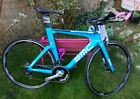 BIKE BMC TIMEMACHINE TM02 FULLY CARBON AERODYNAMIC TRIATHLON TIME TRIAL BIKE