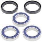 Honda CR250R 2000-2007 Rear Wheel Bearings And Seals