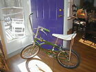 1968 Schwinn StingRay fenderless 5 speed