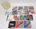 The Beatles / JAPAN Mini LP SHM-CD x 16 titles + PROMO WOODEN BOX Set (1st issue