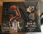 2014 15 UPPER DECK SPX BASKATBALL HOBBY BOX FACT SEALD