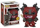 FUNKO POP HOLIDAYS KRAMPUS 14 LIMITED CHASE EDITION NEW VINYL FIGURE