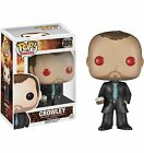 Funko Supernatural POP! Television Crowley Exclusive Vinyl Figure #200 [Red
