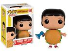 Funko Pop Animation Burger Suit Gene Bob's Burgers Exclusive Pop #105 Vinyl