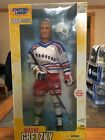 1998 SLU WAYNE GRETZKY 12-inch New York Rangers Hockey figure Starting Lineup