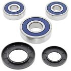 Suzuki GSX600F Katana 1989-2006 Rear Wheel Bearings And Seals Kit