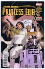Princess Leia #3 VF/NM Signed w/COA by Mark Waid, TerryRachel Dodson 2015