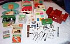 Singer Sewing Machine Lot Accessories, Attachments With Books and Original Boxes
