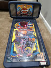 Vintage Harley Davidson Motor Cycles Table Top Pinball Machine Toy Thunder Rally