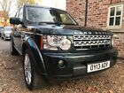 2013 Land Rover Discovery HSE SDV6 AUTO