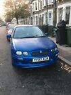 Blue MG ZR 14