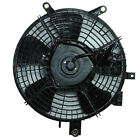 95 01 Chevy Geo Metro A C Condenser Cooling Fan Motor Assembly  Shroud 91171585