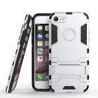 2in1 Combo Armor Heavy Duty Shockproof Stand Phone Cover Case FOR iphone 7/8 ON