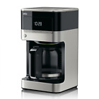 Drip Coffee Maker Home Office 12 Cup Programmable 24 Hour Timer LCD Display New