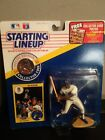 1991 Bo Jackson Kansas City Royals Starting Lineup Baseball Figure w/Coin