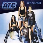 ATC (A TOUCH OF CLASS) - Set Me Free [single-] - CD - BRAND NEW/STILL SEALED