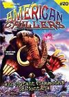 MUTANT MAMMOTHS OF MONTANA AMERICAN CHILLERS By Johnathan Rand BRAND NEW