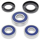Yamaha XJR SP 1300 Euro 1999-2001 Rear Wheel Bearings And Seals