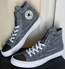 Mens Converse Chuck Taylor All Star x Nike Flyknit High Top Shoes 157510C 001