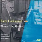 ALIANZA STRING QUARTET - Music Of Ezra Laderman, Vol. 9 - CD - **SEALED/NEW**
