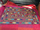 Vintage Handmade Embroidery Cloth/Covering/Decor