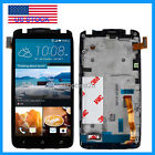 LCD Display Touch Screen Digitizer For HTC  ONE X AT&T With Frame Black USA