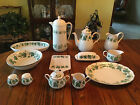 Beautiful 14pc Set of Nikko Casual Living Greenwood Serving Pieces