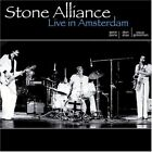 STONE ALLIANCE - Live In Amsterdam - CD - **BRAND NEW/STILL SEALED** - RARE