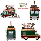 Lemax Village Accessory Collection 3pc The Gingerbread Man XMAS Table Decor Gift