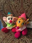 Lot of Disney Store Suzy and Gus Beanies