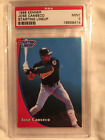 1998 JOSE CANSECO KENNER STARTING LINEUP CARD GRADED PSA 9 MINT POP 1 (No 10's)