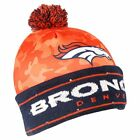 Denver Broncos Battery Powered Light Up Beanie Knit Hat