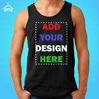 Add Your Text Custom MAN TANK TOP Create Your Tee Tank Top Personalize Design