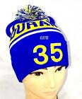 Durant #35 basketball Player Knit Pom Beanie