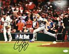 Corey Seager Los Angeles Dodgers (World Series) Signed 11x14 Photo JSA T40160