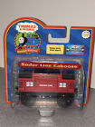 Thomas & Friends Sodor Line Caboose Wooden Railway Sealed 2004