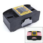 Automatic Poker Card Shuffler Battery Operated Game Playing Shuffling Machine EC