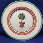 Villeroy & Boch 1748 IVY Festive Memories Topiary Salad Plate, excellent