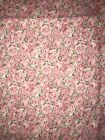 DAISY KINGDOM PINK ROSES COTTON FABRIC BTY