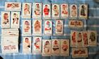 2012 Allen  Ginters Lot of 45 Mini Cards Includes Derek Jeter AG Mini and SPs