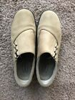 Merrell Suede Topo Twist Stone Womens Shoes Size 10