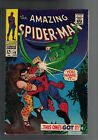AMAZING SPIDER MAN 49 KRAVEN THE HUNTER APPEARANCE Silver age