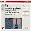 Elgar Complete Symphonies Pomp And Circumstance / Cockaigne - 2 CD - Rom - NEW