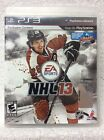 NHL 13 PLAYSTATON 3 Complete with instructions and play Tested!